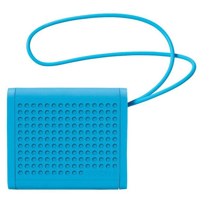 Nixon Mini Blaster Blue