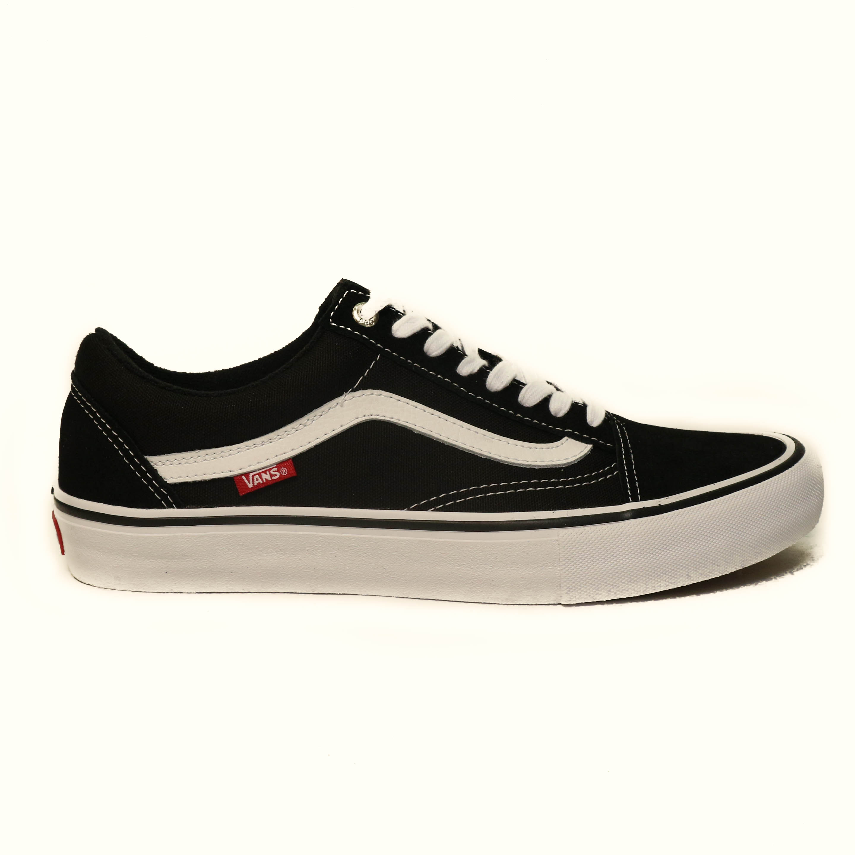 0e5814f39e88c blackwhite Vans Blunt Skool Pro Old waqZa6z