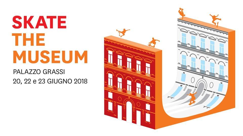 Skate Art Night, Palazzo Grassi, Venezia 20-23 Giugno.