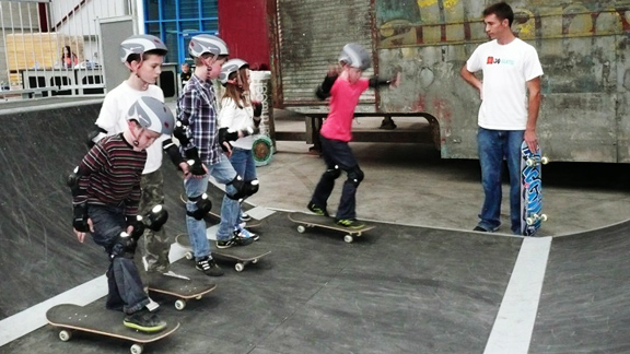 Ricominciano i corsi della nostra Skate School !!