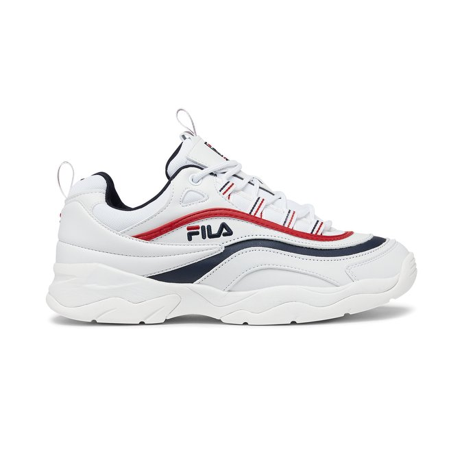 Fila Ray Low WMN Donna (White)