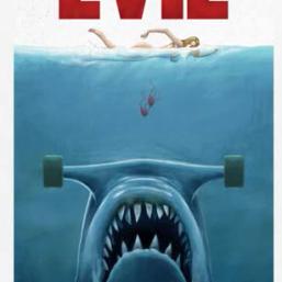 Grafica Evil