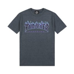 THRASHER TS FLAME GREY